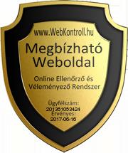 WebKontroll.hu – Online ellenőrző és véleményező rendszer.
